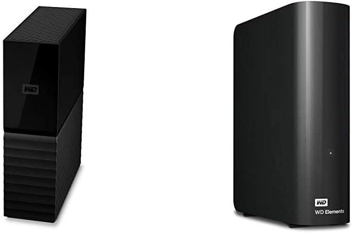 Amazon: WD 12TB My Book Desktop External Hard Drive @ 9.00 + Free Shipping