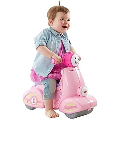 Fisher Price Laugh Learn Stages Scooter