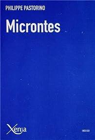 Microntes par Philippe Pastorino