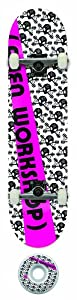 Alien Workshop White Riot Skateboard Complete by Alien Workshop
