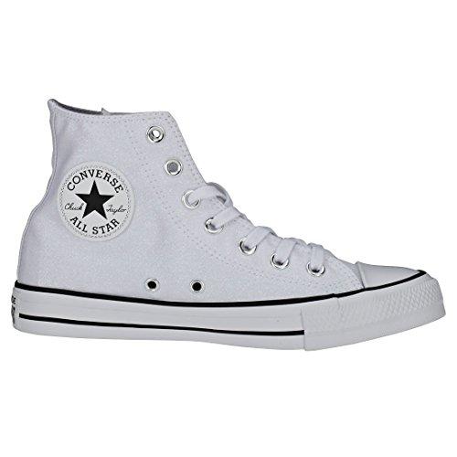 Black White Taylor 102 White Converse Women's Low Chuck CTAS White Hi Top Sneakers n6E8EqPw7x