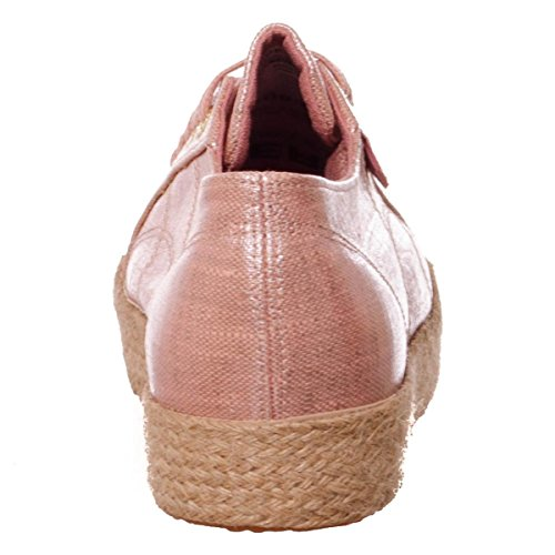 Tela Rosa Linrbrropew 2730 Bassa Superga Sneaker Donna OFtx4q