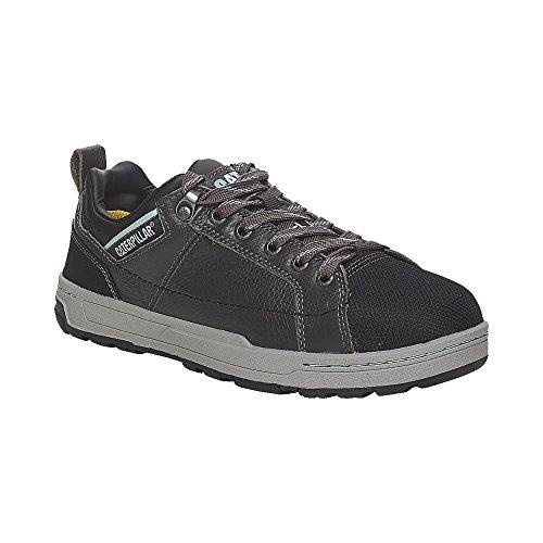 Industrial Seguridad Leather St' textile Catapillar 'brode Grey Zapatos Entrenador Sp1ladies claret TwCOOntqH