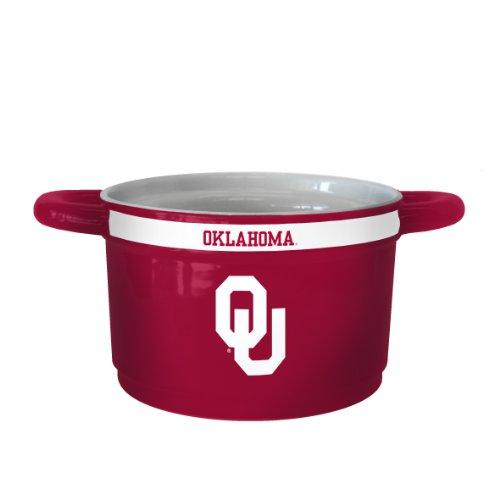 (NCAA Oklahoma Sooners Sculpted Gametime Bowl, 23-Ounce)