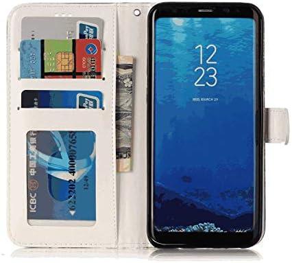 iPhone XS Max PUレザー ケース, 手帳型 ケース 本革 全面保護 ビジネス ポーチケース 財布 カバー収納 手帳型ケース iPhone アイフォン XS Max レザーケース