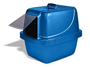 Van Ness Odor Control Extra Giant Sifting Enclosed Cat Pan with Odor Door - #CP77