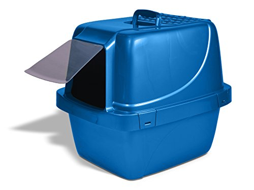 Van Ness Odor Control Extra Giant Sifting Enclosed Cat Pa...
