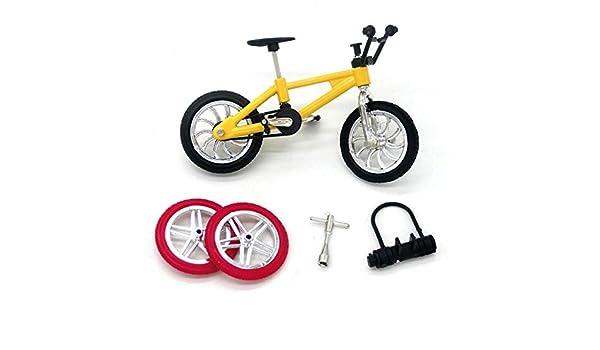 Mini Bike Finger Bike Excellent Functional Miniature Cool Toy Creative