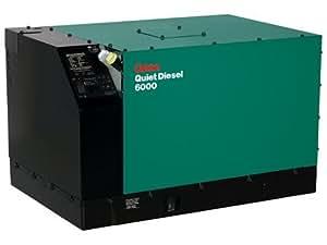 Cummins Onan 7.5KW 63A Diesel Commercial QD 7500 Generator 7.5HDKAT-41934