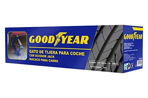Cric losange Goodyear 1,5T – GOD1252