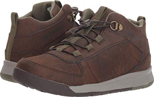 Rock Sneaker, Brown, 2.5 Medium US Little Kid ()