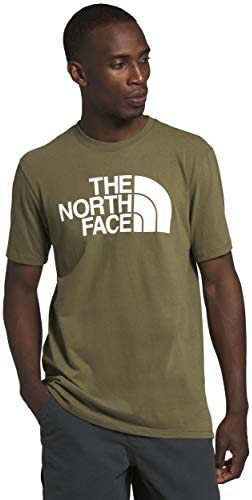 The North Face YOUTH Short Sleeve Simple dome T-Shirt Persian Orange