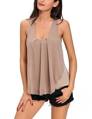 Women snake printing Backless Sleeveless Dress - 2