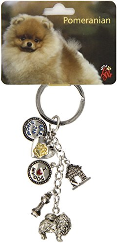 Little Gifts Pomeranian V3 (Little Gifts Keychain)
