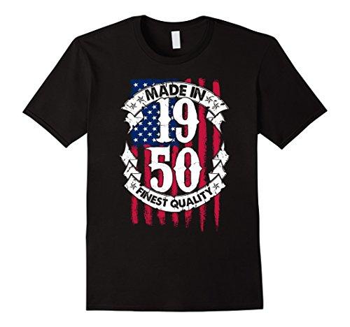 Mens Great Birthday Gift For Men/Women. Born In 1950 T-Shirt. XL (1950's Mens Shirt)
