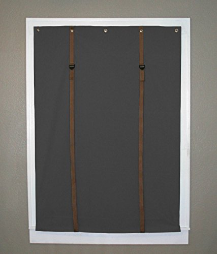 Soundproof Thermal Blackout Curtains By Residential Acoustics Cream And Tan Medium