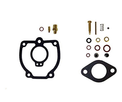 - R0248 Basic Carb Kit for IH International Harvester and Farmall Carburetor / Tractor - Instructions Included