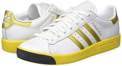 Forest Homme Gymnastique S16 De gold Yellow Met Chaussures eqt Adidas Cassé Blanc Hills ftwr White dIqUwW6X