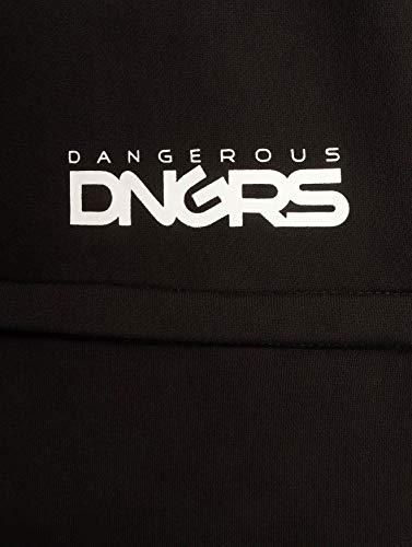 H2460 Dngrs Marne Da Uomo Tuta Dangerous Nero 4 OaqdXO