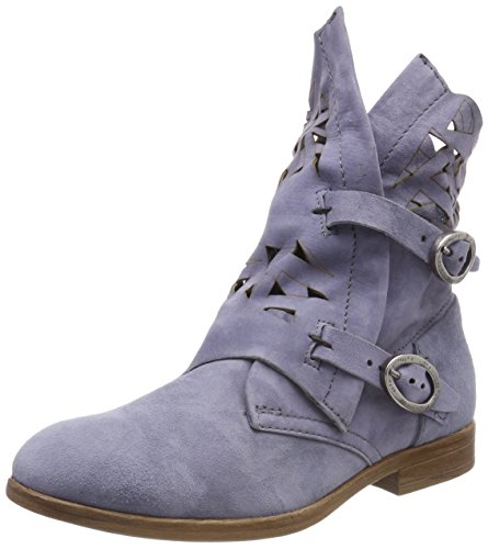 6096 Blau Mjus 0101 Stiefel 884236 Slouch Jeans 6096 Frauen FzSzq8