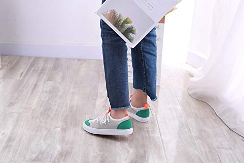 8107 Cool Soft Sneakers PU Injection Shoes Footwear for 25-27cm Feet