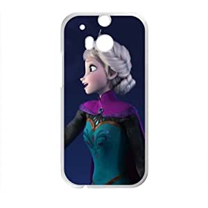 Frozen Snow Queen Princess Elsa Cell Phone Case for HTC One M8