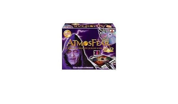 Educa Borrás Atmosfear c / DVD: Amazon.es: Juguetes y juegos
