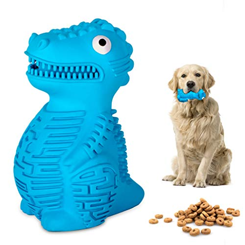 Dog Toys for Aggressive Chewers Large Breed, Lifetime Replacement, Indestructible Dog Chew Toys for Large Medium Small…