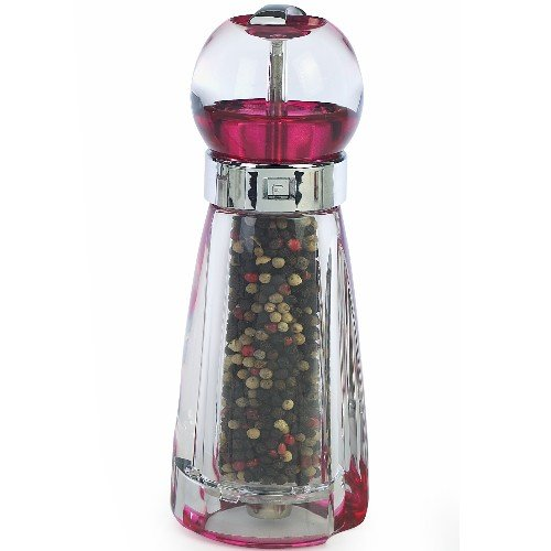 (William Bounds Pepper Mill, Ruby Red)