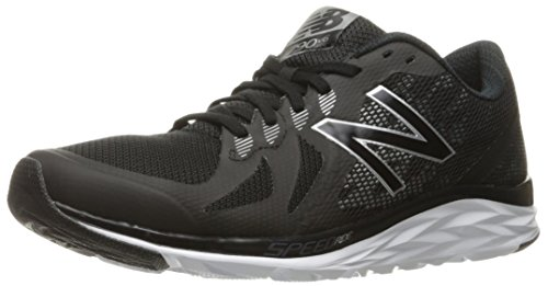 New Balance 790, Zapatillas de Running Hombre Negro/Plateado