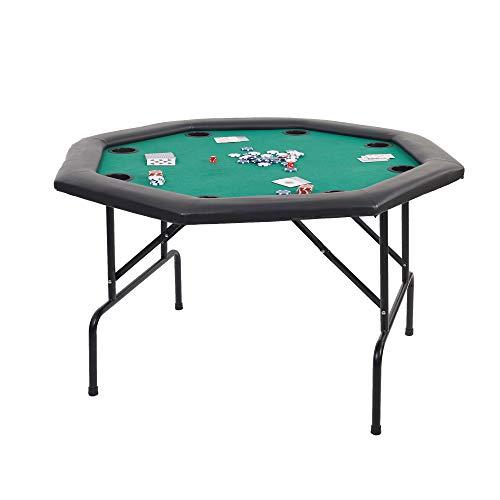 Dporticus Poker Combination Folding Poker Table Top Poker Table Poker Set