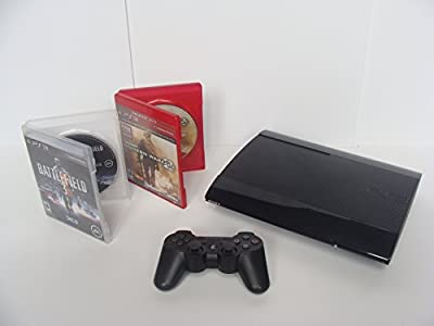 PS3 250 GB Bundle with Little Big Planet Karting, Lego Batman, and Lego Harry Potter