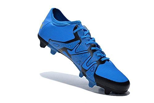 yurmery Schuhe Herren X 151fgag blau Fußball Fußball Stiefel, Herren, blau, 39