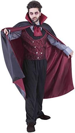Rubies- Disfraz Mr. Conde Dracula Ad, Multicolor, Talla única ...