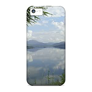 High-quality Durability Cases For Iphone 5c(scotl Loch Carron)