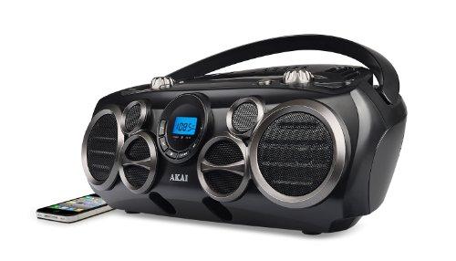 Akai CE2300-BT Bluetooth CD Boombox