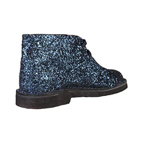 Ana Con 36 Zapato Anja Cordones Talla Color Mujer Lublin Azul ZZOTqxFU