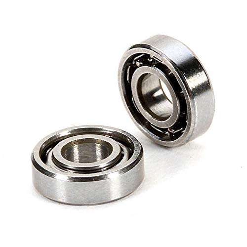 ROWEQPP Compatible with XK K100 K110 K120 RC Helicopter Parts Bearing Set XK.2.K100.012 1 Pair