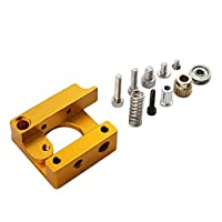 Bunner MK8 Extruder Aluminum Alloy Block for Makerbot 3D Printers Parts Professional Extrusion Right Hand Parts DIY Kit from Bunner