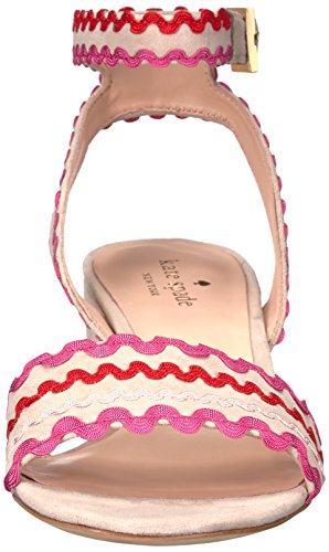 Kate Spade Women's Piedra Heeled Sandal, US Blush