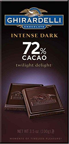 72% Dark Chocolate - 6