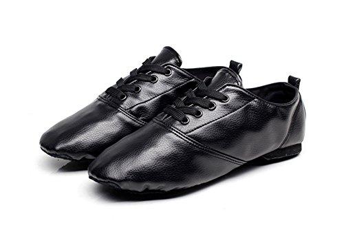 Mâle Adulte Chaussures Danse Fond yoga Basse XW Ballet chaussures Enfants Enfants Danse Femmes WX black 43 aide chaussures mou Jazz de Les d'été modèles chaussures 28 6wqaUPYq