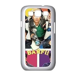 barfi movie Samsung Galaxy S3 9300 Cell Phone Case White PSOC6002625563230