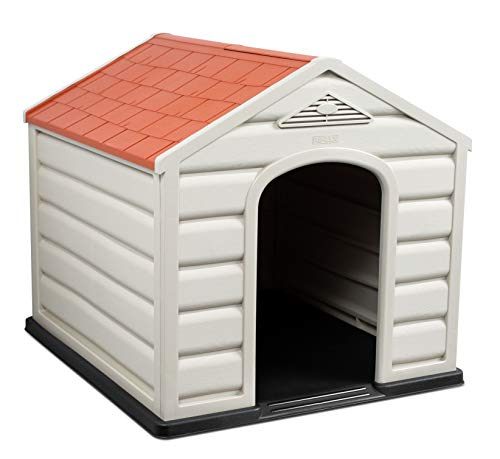 Internet's Best Outdoor Dog House | Comfortable Cool...