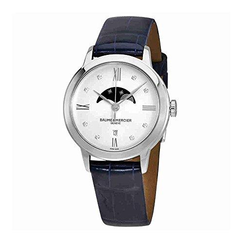 Baume et Mercier Classima Silver Dial Ladies Watch MOA10329