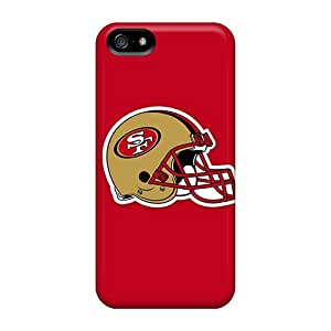 Sanp On Case Cover Protector For Iphone 5/5s (san Francisco 49ers Helmet)