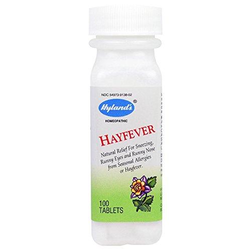 Hylands Hayfever - 100 Tablets