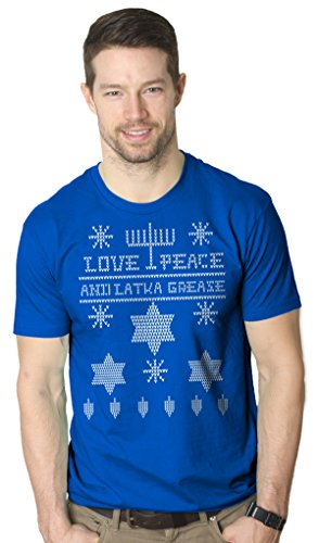 Ugly Hanukkah Sweater T Shirt