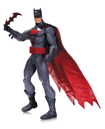 - DC Collectibles DC Comics The New 52: Earth 2: Batman (Thomas Wayne) Action Figure