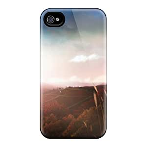 For Iphone Cases, High Quality First Ray For Iphone 4/4s Covers Cases